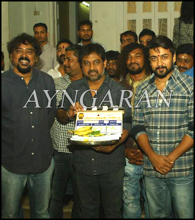 Surya's Next Project Pooja held