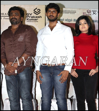 Madha Yaanai Koottam Movie Press Meet held