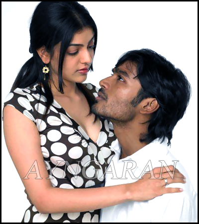 Dhanush to pair up with Kajal