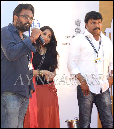 Thangameenkal Screening at IFFI 2013