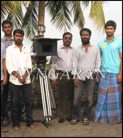 Eetti movie pooja held
