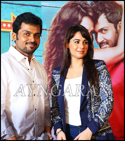 Biriyani movie press meet held
