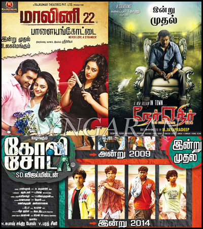 Today Releases ( 24-01-14 )