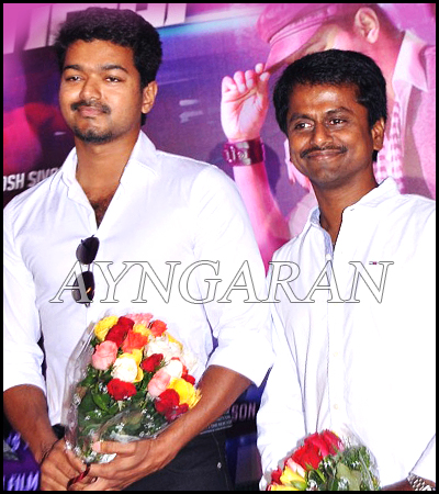 Vijay & ARM Untitled Project starts from Feb