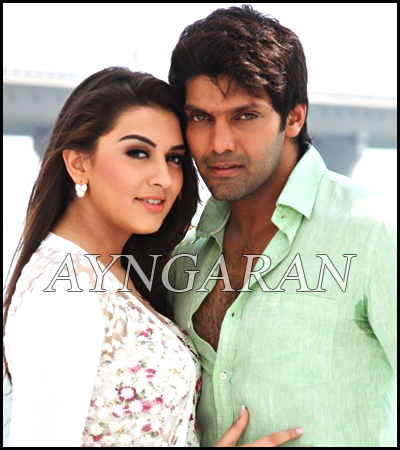 Hansika to pair up again with Arya