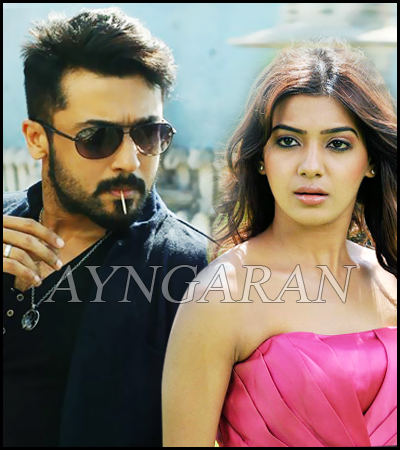 Suriya & Samantha song shoot at Panchgani