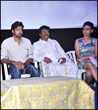 Sivappu Movie press meet held