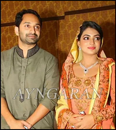 Nazriya Nazim gets engaged