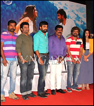 Brahman Movie Press Meet held