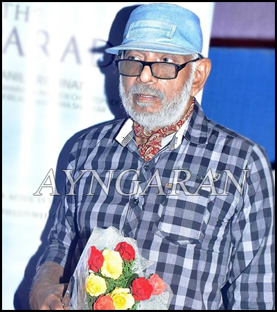 Ace Film maker Balu Mahendra passes away