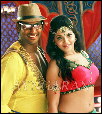 Madha Gaja Raja is all set to release on 7th March
