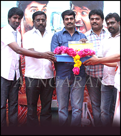 'Oru Oorla Rendu Raja' Movie pooja held