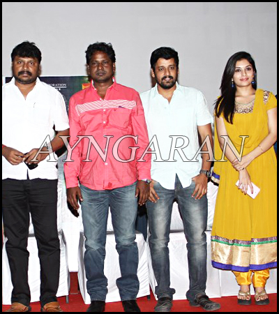 Aal Movie Press Meet held