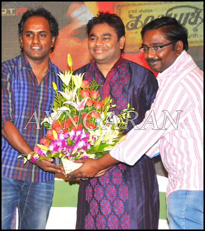 Kaaviya Thalaivan First Look Release Press Meet held