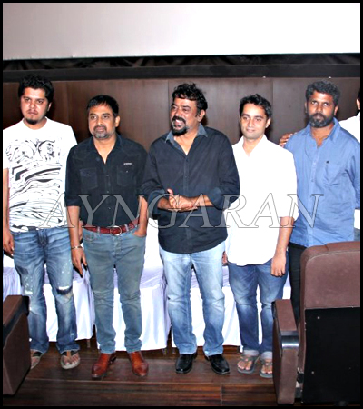 Inam Movie Press Meet held