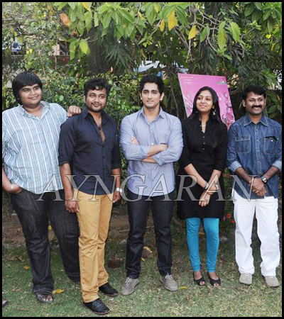 Jigarthanda Press Meet held