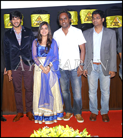 Balaji Mohan's 'VMP' Movie Press Meet held