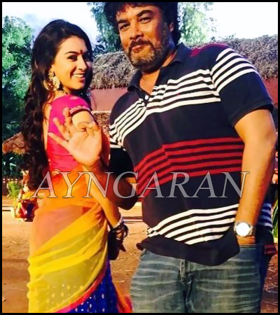 Director Sundar C Upcoming flick 'Aranmanai' Latest updates