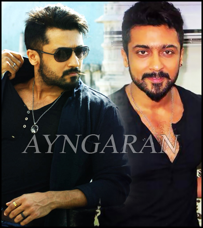 Suriya is playing a stylish dual role in 'Anjaan'