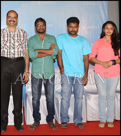 Cuckoo Movie Success Meet held