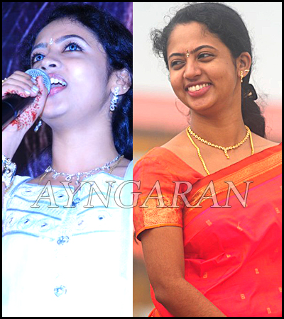 Actor Udhaya's wife Keerthika's performance