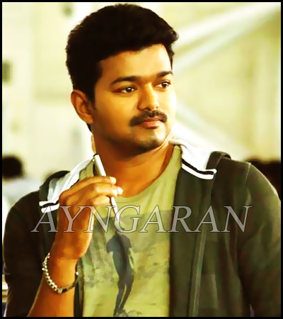 "Vijay & AR Murugadoss Upcoming flick titled ""KATHTHI"""