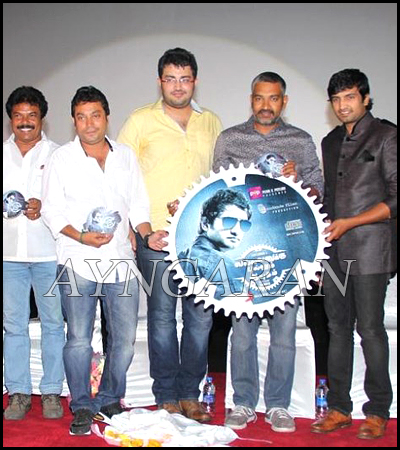 Santhanam's 'VPA' Movie Audio Launched