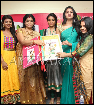 Unnal Mudiyum Penne Women Weekly Magazine Launched