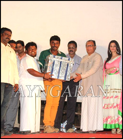 Onbathu Kuzhi Sampath Movie Trailer Launched