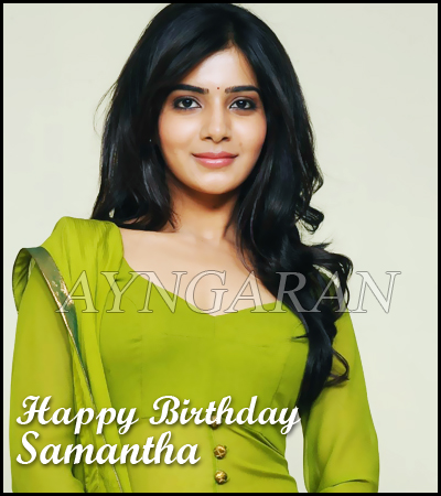 Samantha celebrating her 27th birthday