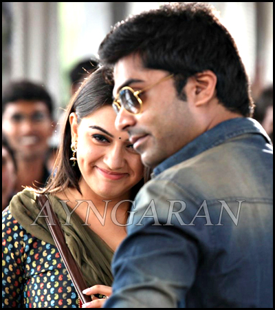 Simbu's Vaalu is in its final stages