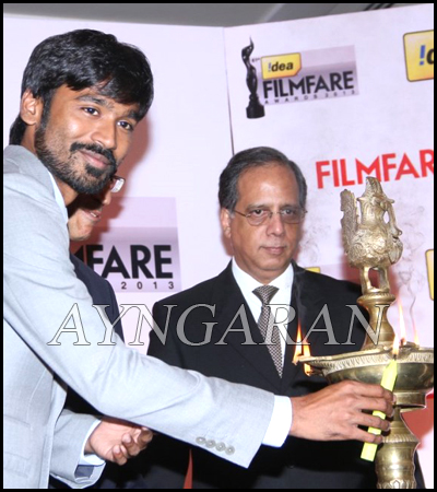 61st Idea Filmfare Awards (South) 2013 Press