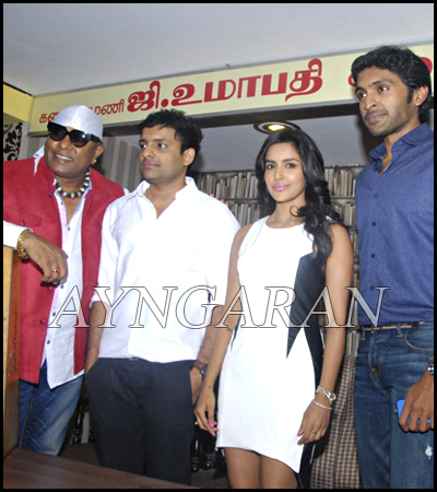 Arima Nambi Movie Success Meet held