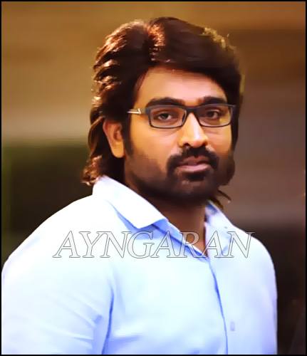 Vijay sethupathi takes the opposite route