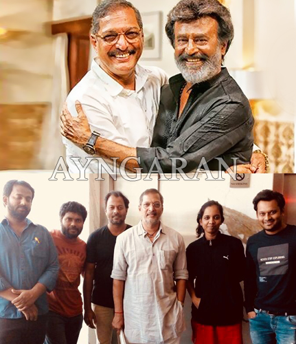 Nana Patekar completes dubbing for 'Kaala' in Tamil & Hindi