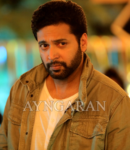 'Jayam' Ravi is playing a cameo role in 'Thumbaa'