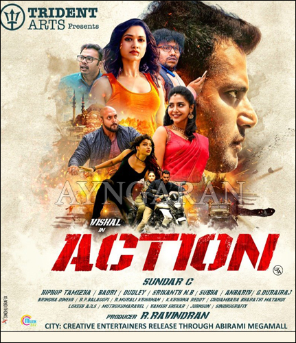 Check UK Cinemas - Power Packed Mass Entertainer 'ACTION'